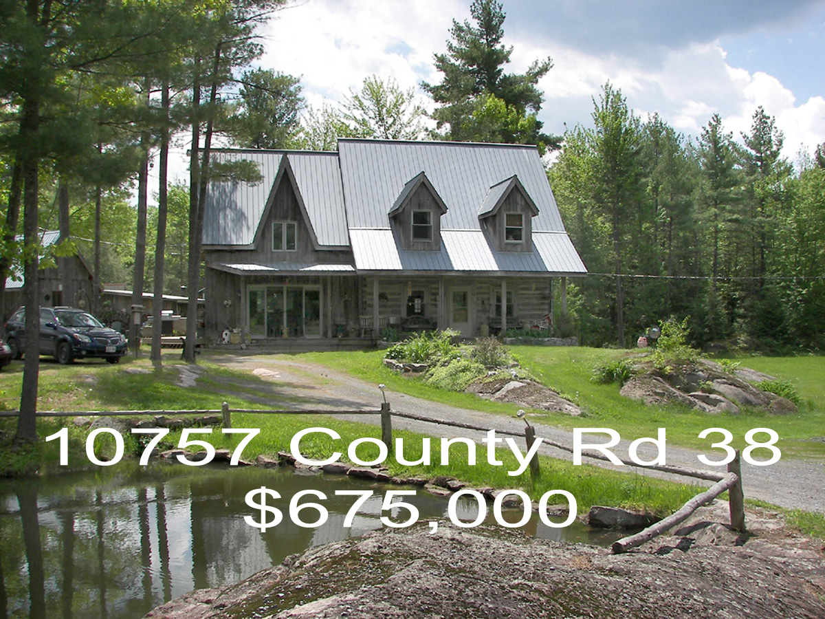 MLS listing details - 10757 Highway 38, Parham ON