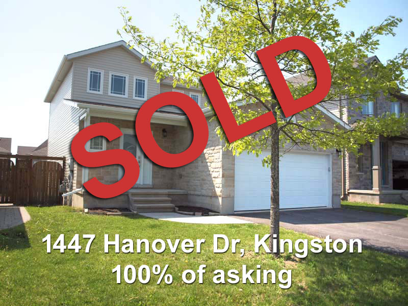 Kingston MLS listing details - 1447 Hanover Dr, Kingston ON