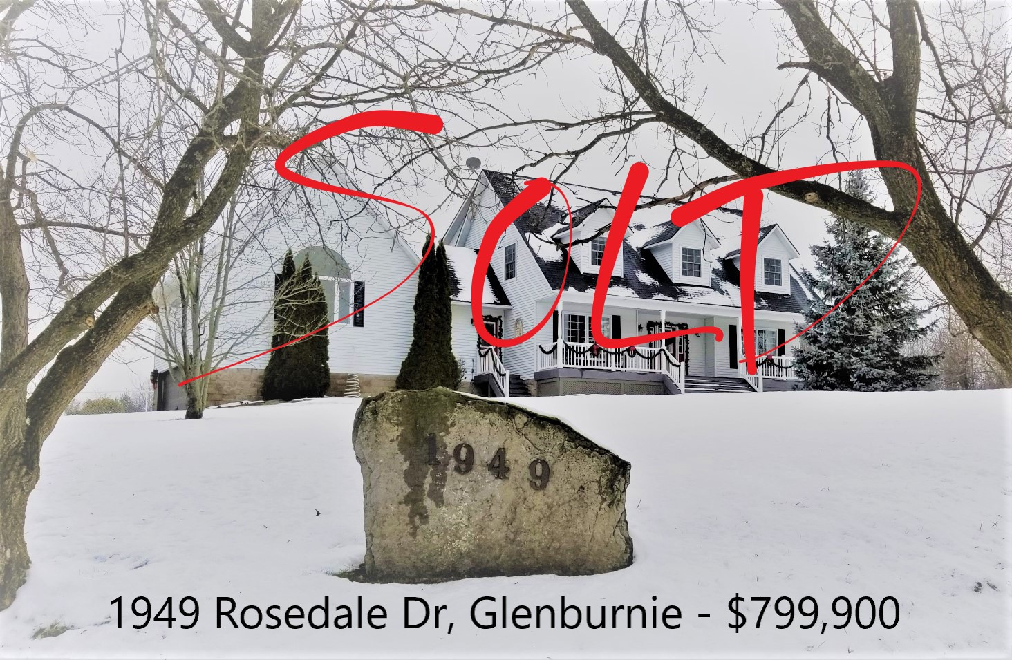 MLS listing YouTube Video - 1949 Rosedale Dr, Glenburnie