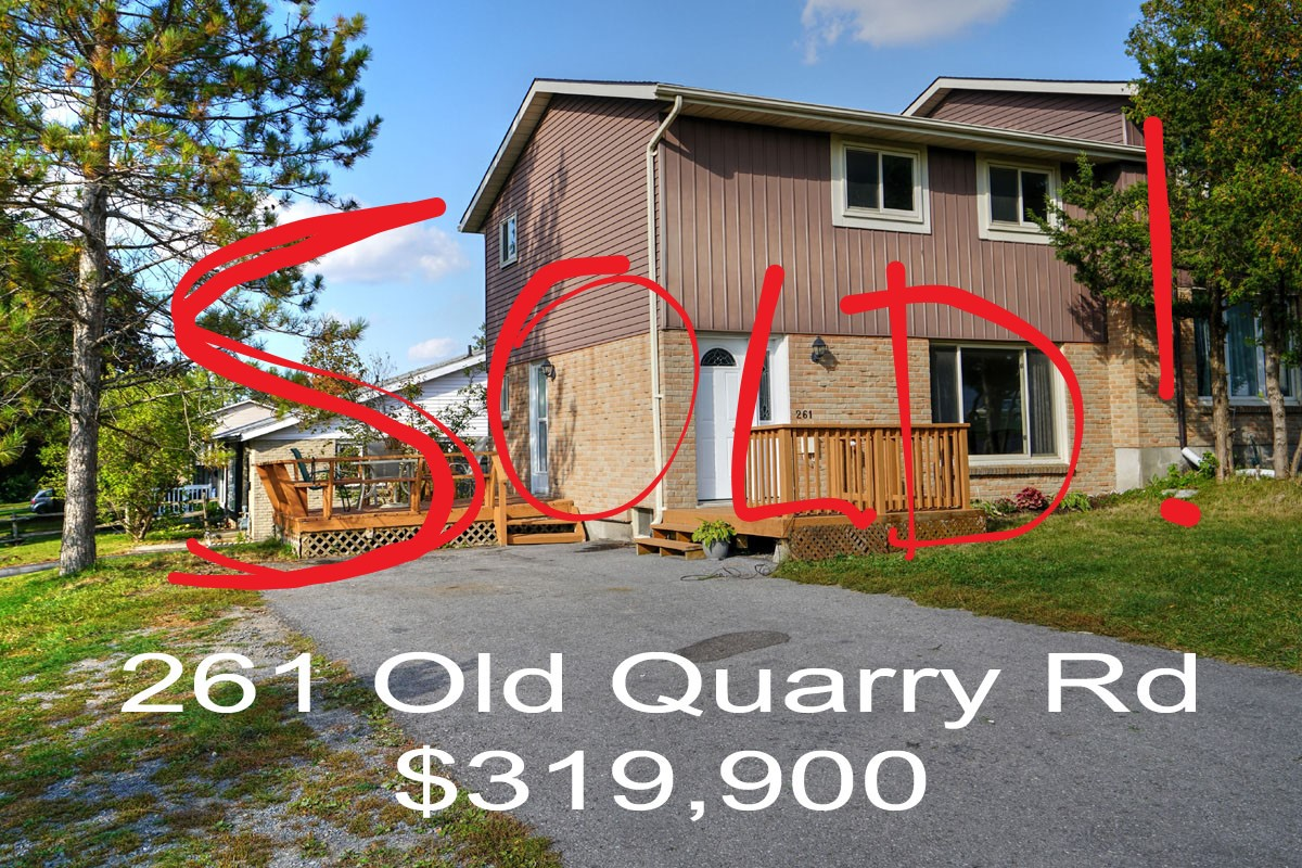 MLS listing - 261 Old Quarry Rd, Kingston For Sale