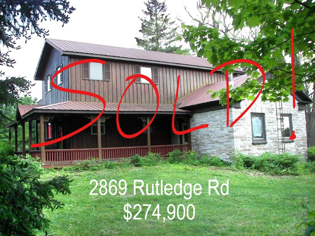 MLS listing details - 2869 Rutledge Rd, Sydenham ON