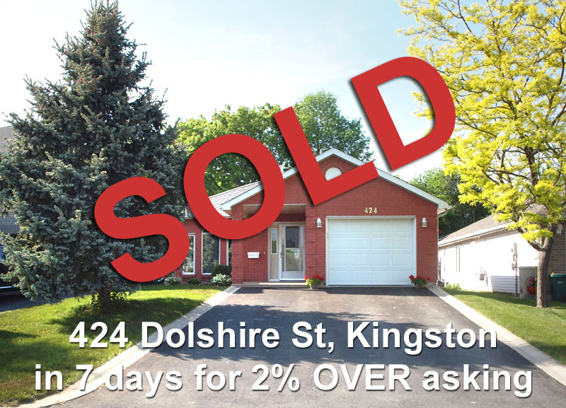Kingston MLS listing details - 424 Dolshire St, Kingston ON
