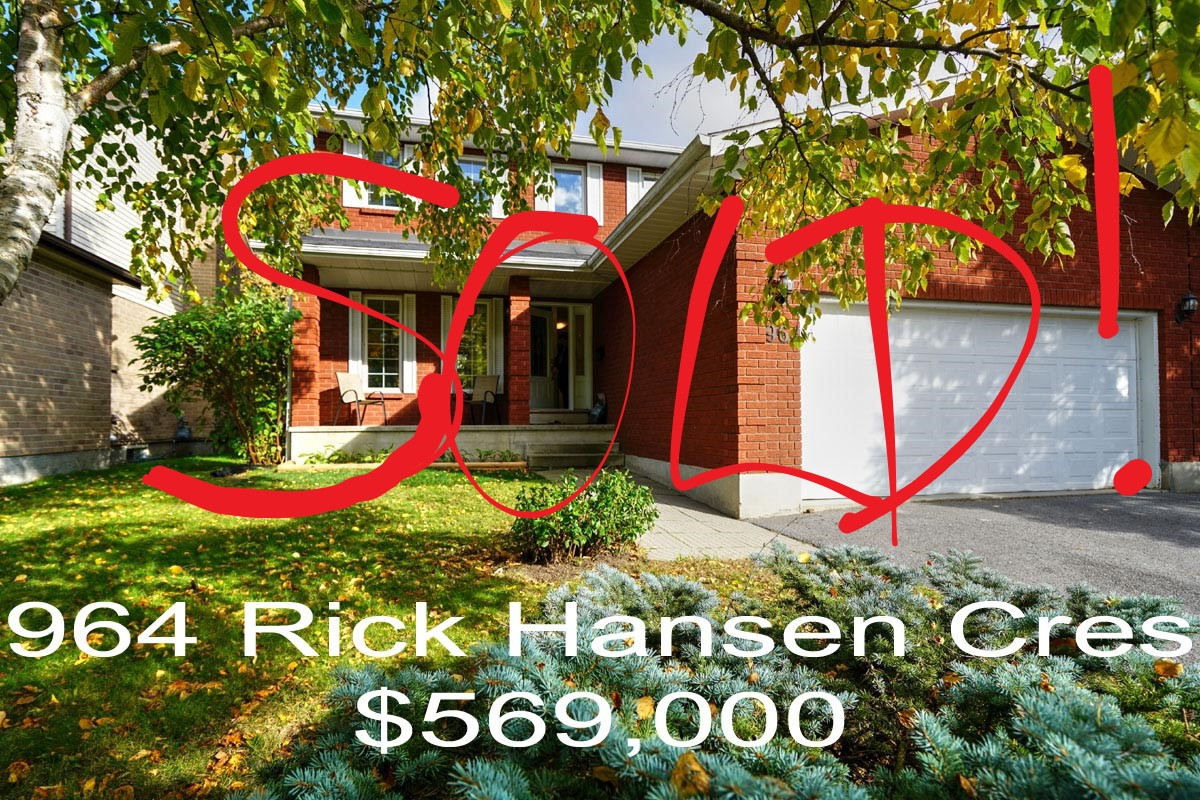 MLS listing - Coming Soon, Rick Hansen Cres, Kingston ON